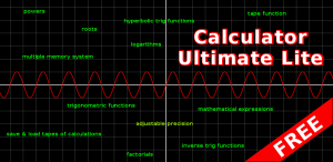 Calculator Ultimate Lite